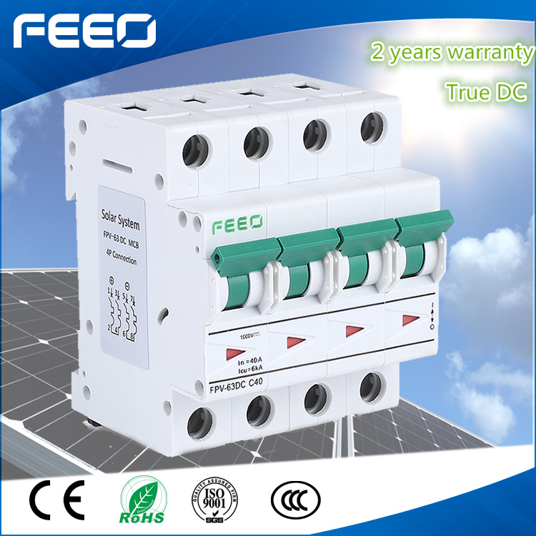 Hot sale Small Shell 32A circuit breaker with earth leakage (ELCB) high quality