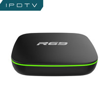 New Arrival Cheapest Android TV Box R69 Allwinner H2 Quad Core 1GB RAM 8GB ROM, With Kodi Preinstalled, Support H.265