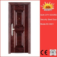 Home decorative used exterior steel doors for sale SC-S021