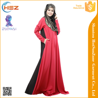 Zakiyyah 10004 Indonesia Malaysia Kaftan Islamic clothing, coat womens long chiffon muslim dress