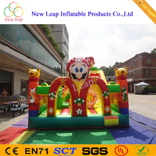 Castle Type and PVC Tarpauli,inflatable jumping castle,inflatable air castle