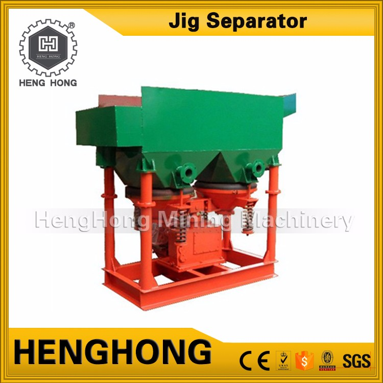 Chinese supplier plastic scrap processing equipment laboratory diaphragm gold jig