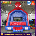 Commercial popular jumping castle spiderman inflatable bounce house for sale