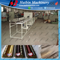 the best selling PS Polystyrene Picture Frame Moulding Machines for foamed decoration profiles