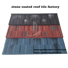 Color Steel Plate Material and Bent Tiles Type High Quality Aluminum Zinc Coating Steel Harvey Roof Tiles