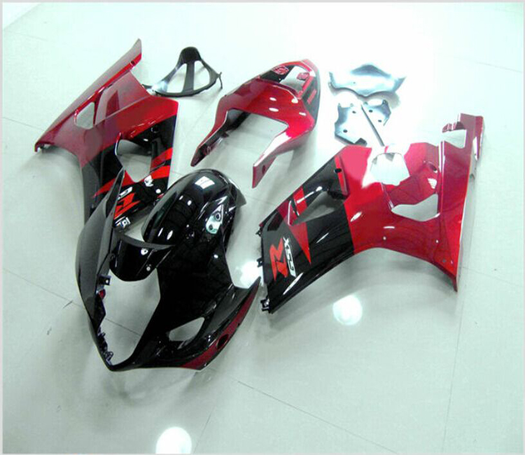 For 2003 2004 GSXR1000 GSXR1000 03 04 Motorcycle Fairing Body Work