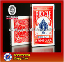 cheap custom design 555 playing cards