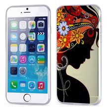 For iPhone 6 Case TPU Phone case made to order brand name cell phone case with low price