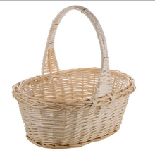 cheap easter wholesale mini wicker baskets