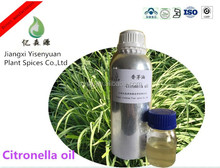 100% natural and pure citronella essential oil/lemongrass oil CAS NO.:8000-29-1 with factory price and fast delivery