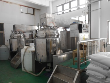 Mixing for Raw Materials