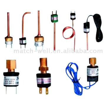 Match-Well Single Cut Single Thrower Auto Reset modular pressure switch