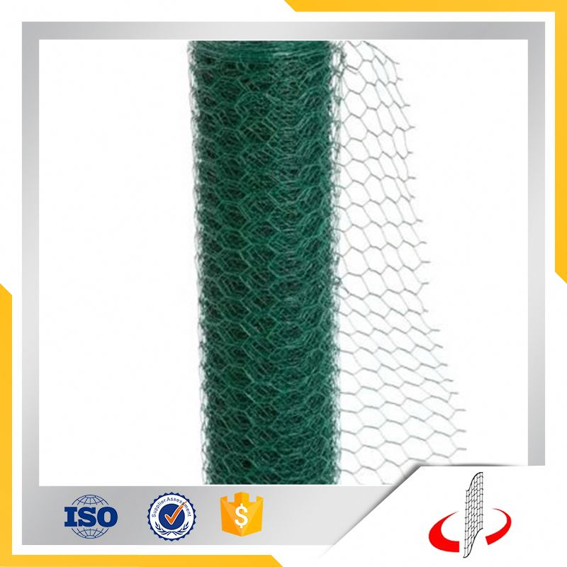 Double Twisted Poultry Hexagonal Wire Netting Mesh Fence