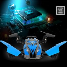 Export new styling LCD wholesale good remote control flying camera