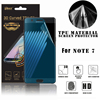 mobile phone accessories! 100% fit Full Cover transparent tpu film screen protector for Samsung Galaxy note 7