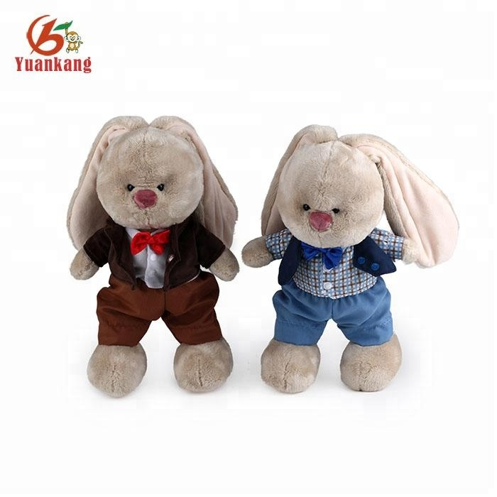 Custom Easter gift soft bunny rabbit 60cm 80cm 100cm 120cm 140cm 160cm 180cm 200cm 220cm plush rabbit toys