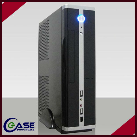 Mini ITX industrial table pc computer case