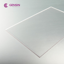 Lixin 4mm transparent solid pc sheet