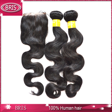Factory price grade 6a 100 human indian hair industries