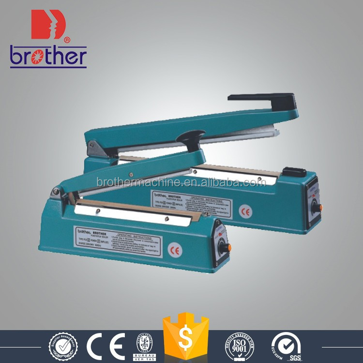 Brother Brand Acceptable Custom PCS200I heat sealing machine