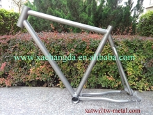 titanium mtb bike frame Inner line with 29er titanium mountain bicycle frame 26er titanium mountain bicycle frame customize