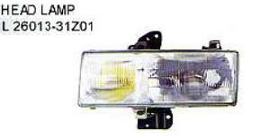 OEM 26013-31Z01 FOR NISSAN CONDOR '95 TRUCK/CKA31RE8 Auto Car head lamp head light