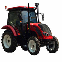 Agricultural Machines Equipment Tractors With Farm