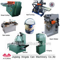 paint/oil/food/alcohol can production line equipments