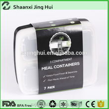 10 packs High quality customization made food packaging container