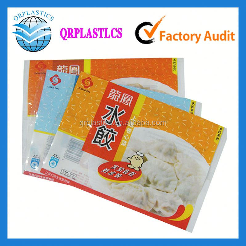 promotional thermal bag for frozen food