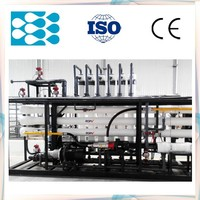 Customized ro seawater desalination plant