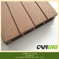 New technology garden cheap outdoor wpc flooring board