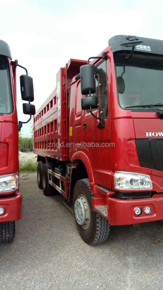 Used howo tipper for sale used howo 10 wheels 25t dump truck in China second hand howo China made 25t dump truck