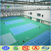 indoor pvc sports flooring Made in china PVC sports flooring for badminton court