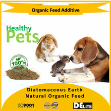 DElite All-Natural!1KG/Barrel China Diatomite Powder For Chicken,Horse,Cat,Fish ,Dog,Sheep,Cow