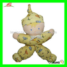 LE-D531 Custom Real Mini Love Doll Boy Plush Doll Rattle Parade Love Dolls