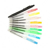 Excellent quality wholesale individual durable promotional ballpoint pen