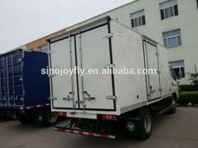 refrigeration pick up refrigerator insulated box truck body