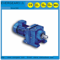 ac motor with gearbox for transmission machine ,big torque small gearbox made in china electric motor gearbox