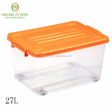 Multifunction wholesale widely use 27L underwear storage box
