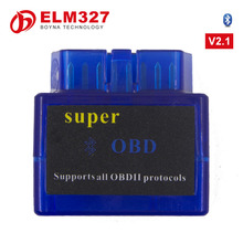 Automobiles & Motorcycles Vehicle Tools Diagnostic Scanner ELM327 OBD2 Code Reader & Cleaner