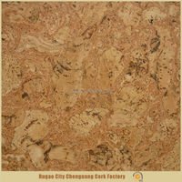 Hot sale top quality best price cork wall soundproofing