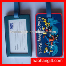 crown bag tag/handbag metal logo in luggage/bags and cases