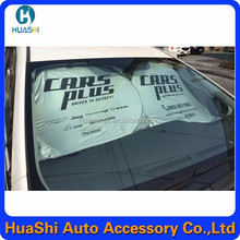 130*60 car front sunshade automatic car covers window curtain
