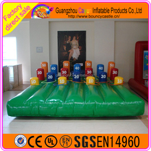 2016 new design and most popular inflatable ferrules game