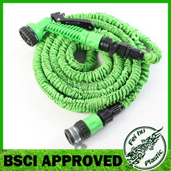 TOP POPULAR SALE IN USA GARDENING STRETCH HOSE WITH SPARY GUN