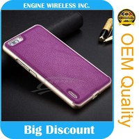 buy direct from china factory customs genuine leather cheap mobile phone case OEM