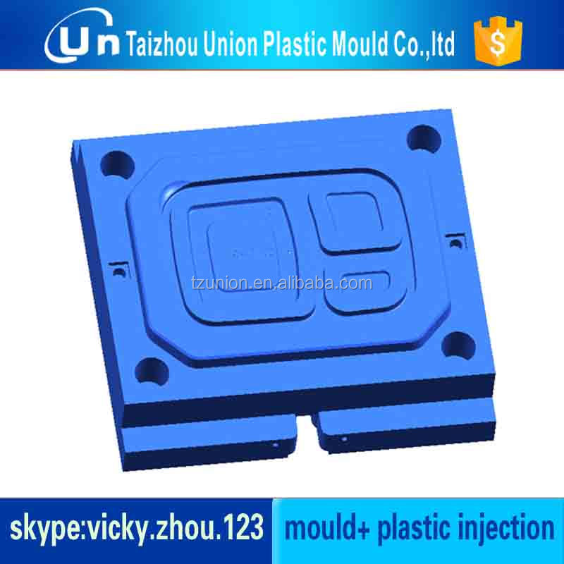 curbstone plastic mould molded part speaker part