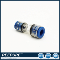 Plastic tube/pipe reducer