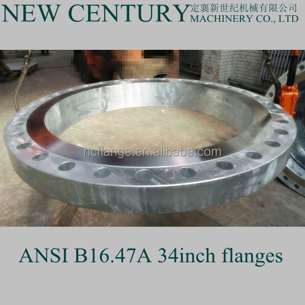 b16.47 large bore flanges